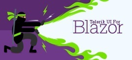 Telerik UI for Blazor