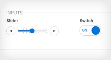 Telerik Kendo UI Bootstrap 4 Theme Image