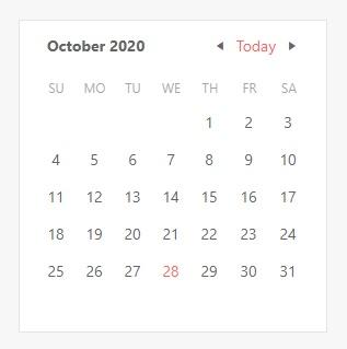 Calendar - Overview