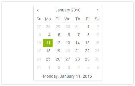 calendar-disabled-dates