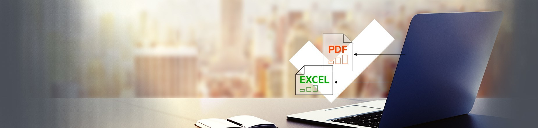 Exporting content from JavaScript Apps PDF Excel