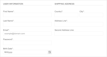 """Blazor Form组件的Telerik UI""""loading="""