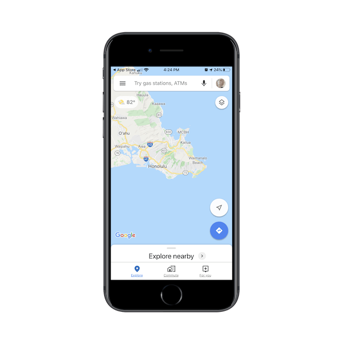 googlemaps-microphone-search