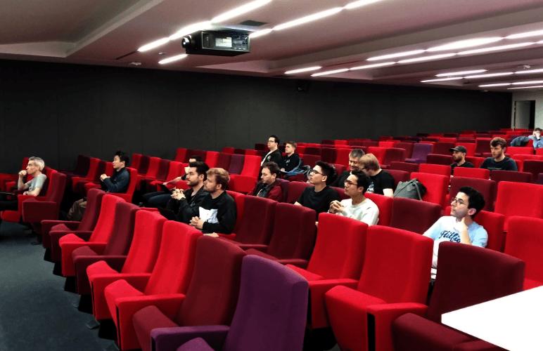 Hackathon Attendees