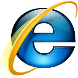 Internet Explorer 7 Logo