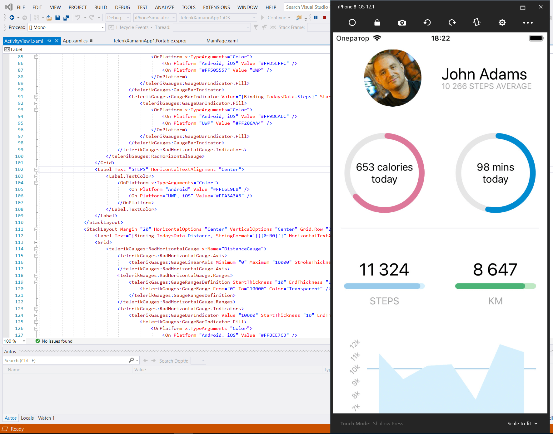 Telerik UI for Xamarin News: PDFViewer and VS2019 Preview 3