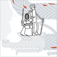 KendoUI developer quest infographic
