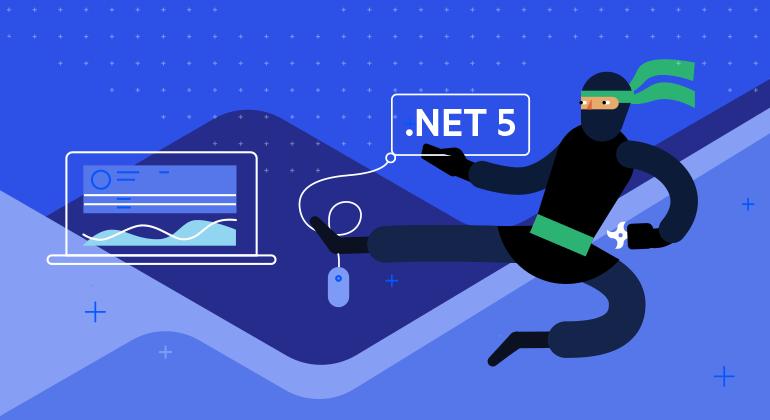 Telerik UI for Blazor NET5