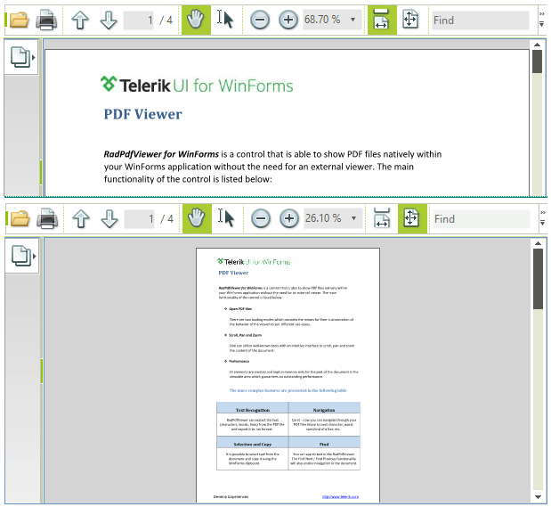 New release (Q3 2015 SP1) and easier deployment procedure in Telerik UI for WinForms002