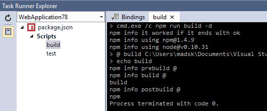 npm-task-runner