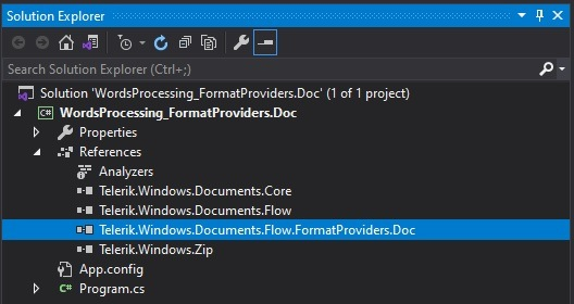 Packages_NetFramework_dll - Telerik.Windows.Documents.Flow.FormatProviders.Doc.dll