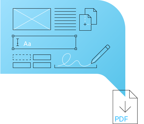 PDF Processing for Telerik UI for Blazor