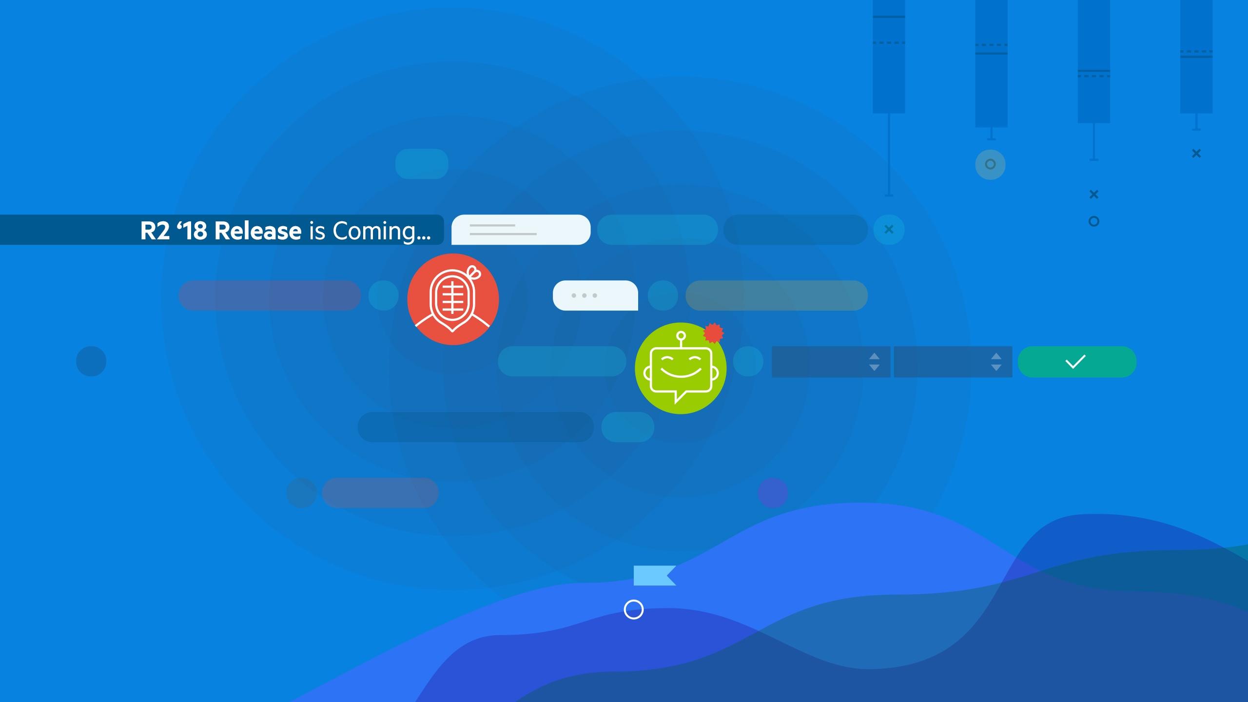 Kendo UI R2 2018 Release Webinar
