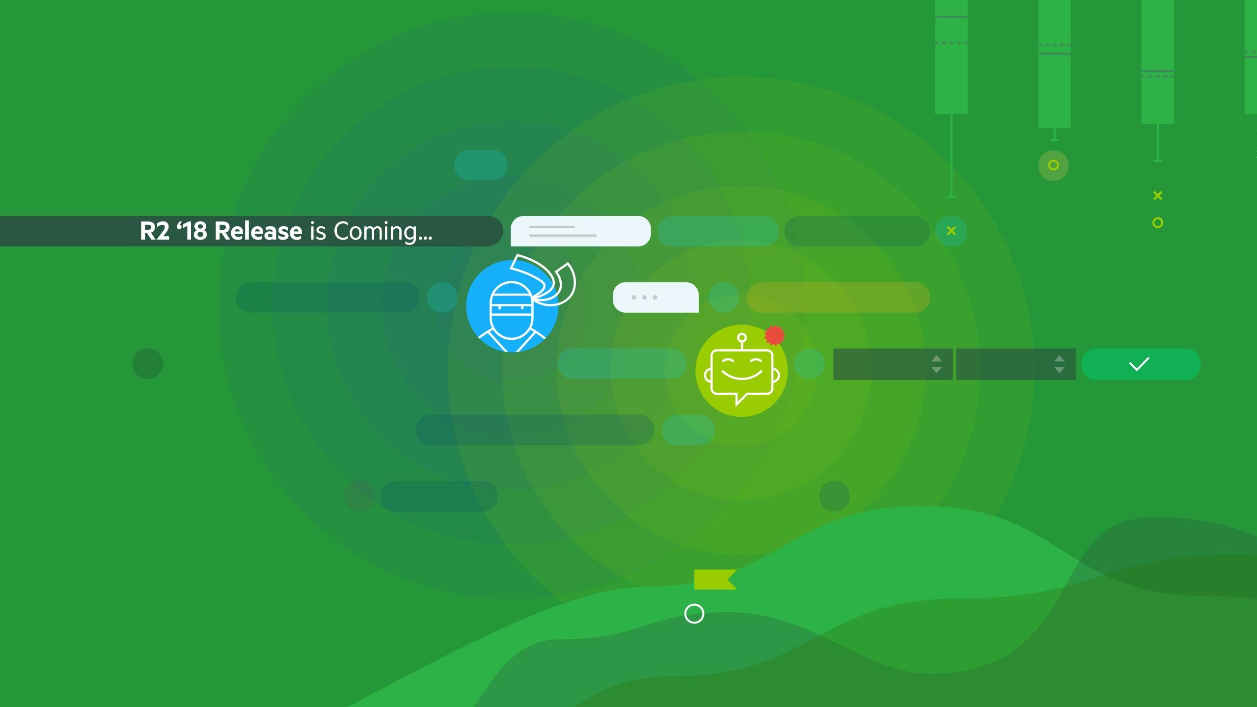 Telerik R2 2018 Release Webinar