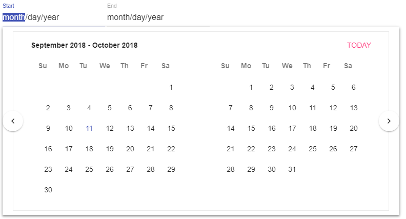 react-date-range-picker