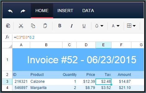 spreadsheet-rtm