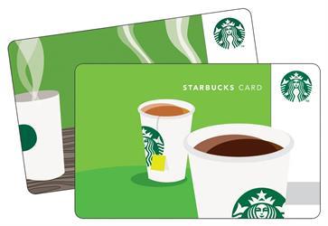 StarbucksCard