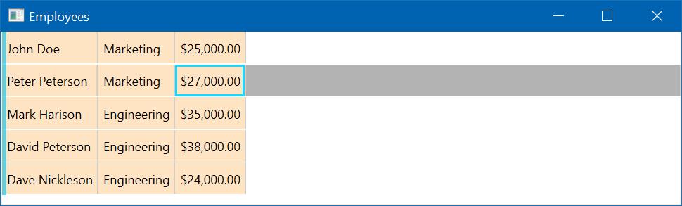 WPF DataGrid - Styling Image