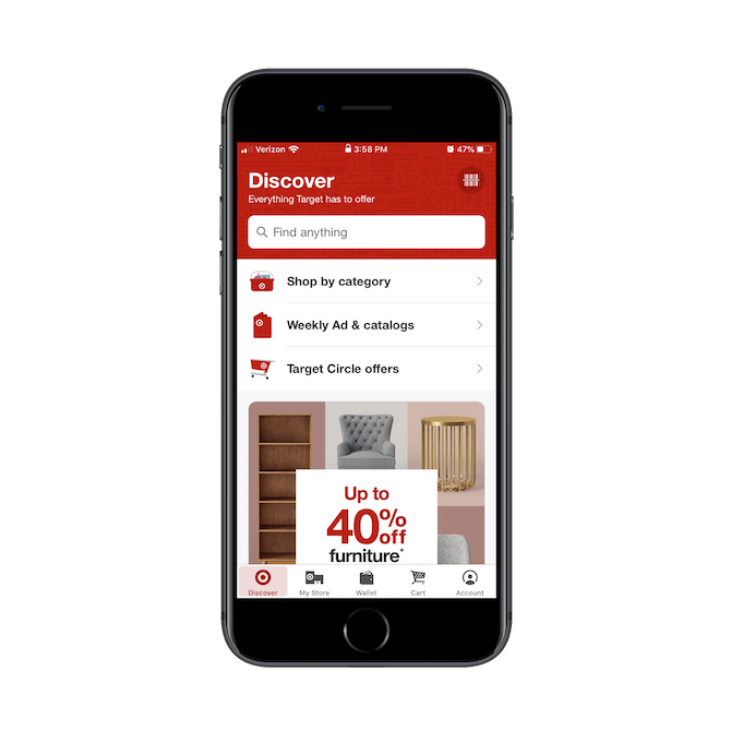 target-app-home