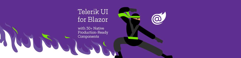 Telerik UI for Blazor 2.9.0