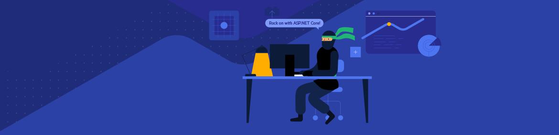 Telerik UI for ASP.NET Core Monthly Update April 2020