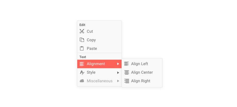 Telerik UI for Blazor ContextMenu Component