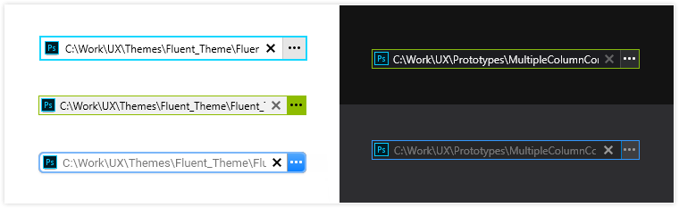 Telerik UI for WPF FilePathPicker - Styling and Appearance