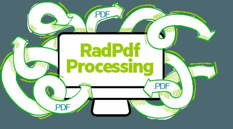 Telerik UI for Xamarin - PDFProcessing - Export and Import