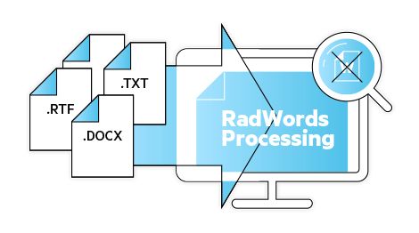 Telerik UI for Xamarin WordsProcessing