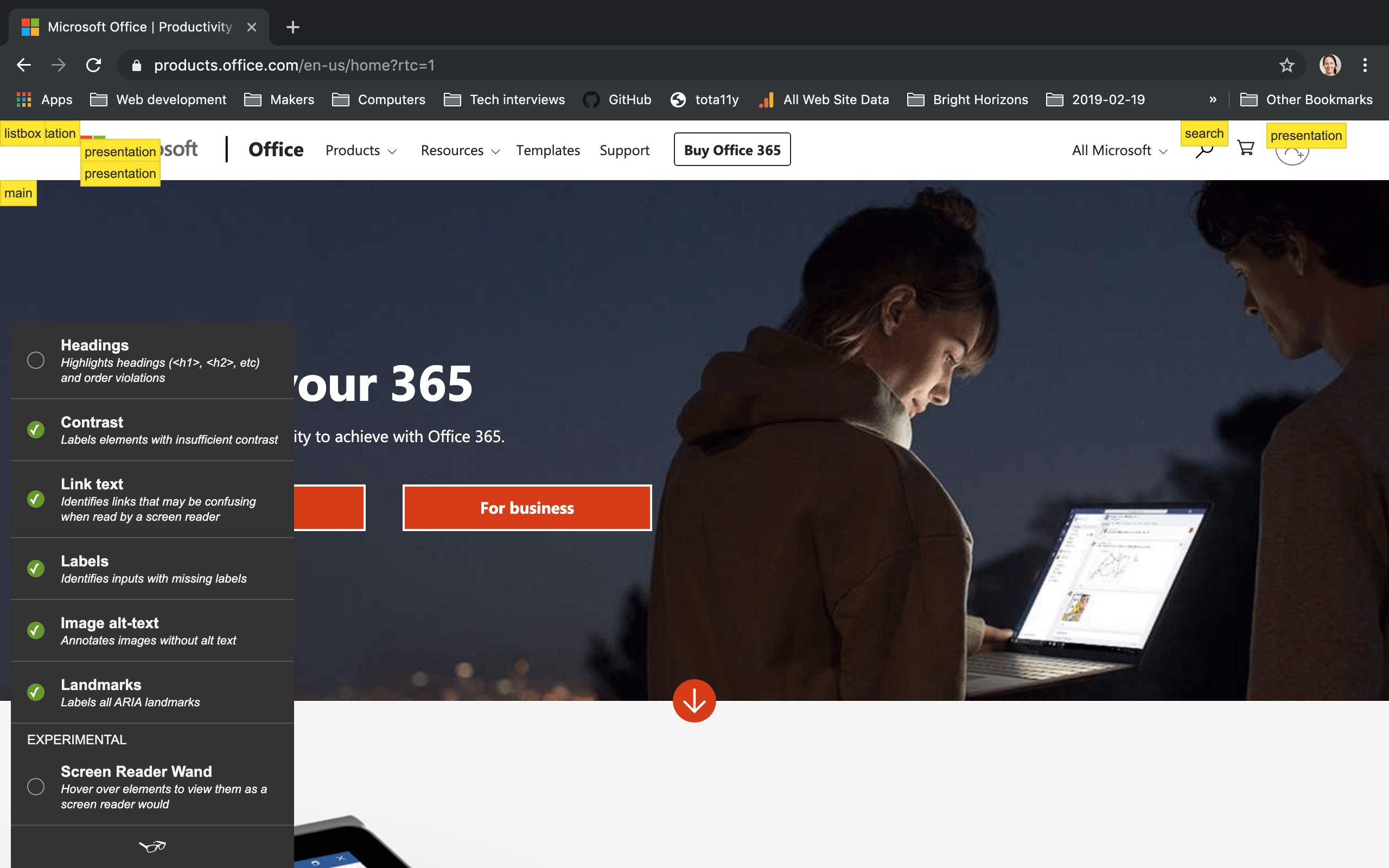 tota11y-bookmarklet