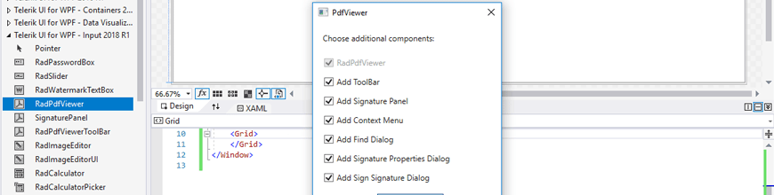 Telerik UI for WPF PDFViewer and Spreadsheet UI Blog Cover Image