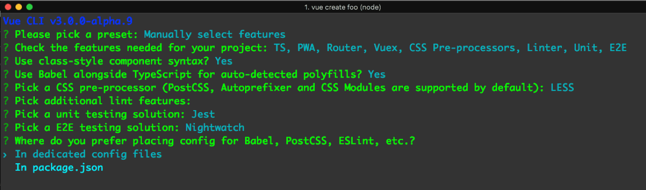 4 Awesome Things You Can Do with the Vue js CLI