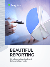 Telerik Whitepaper - Beautiful reporting