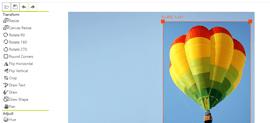 Telerik UI for WinForms Image Editor Sneak Peek Small Image