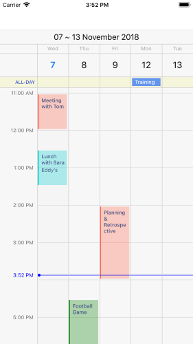 XamarinCalendarAppointments