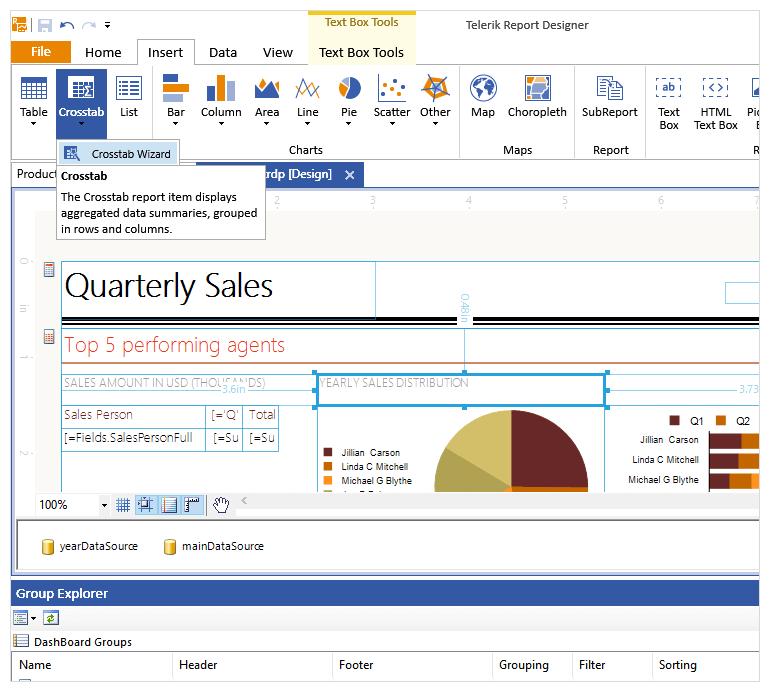 standalone-report-designer
