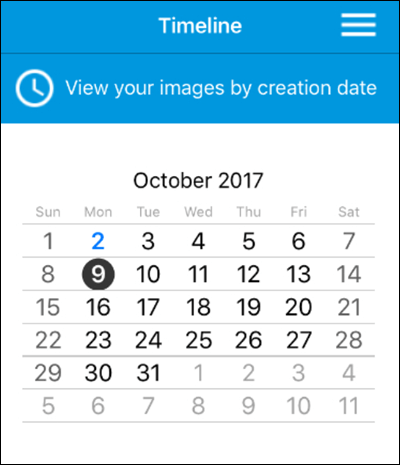 first-calendar-ios