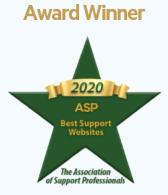 support-award-winner