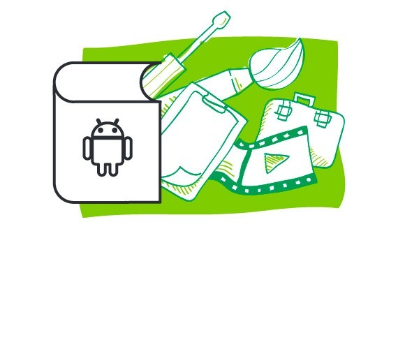Android UI Controls, Custom Components For Android