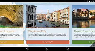 Telerik UI for Android v2015.3.1113