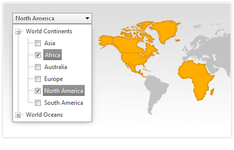 DropDownTree Control - Telerik UI for ASP NET AJAX - Telerik