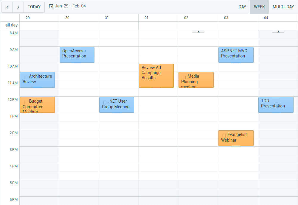 Scheduler_Material