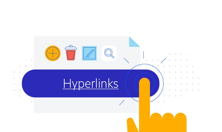 Telerik UI for ASP.NET Core SpreadProcessing - Hyperlinks