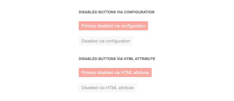 Telerik UI for ASP.NET Core Disabled Button