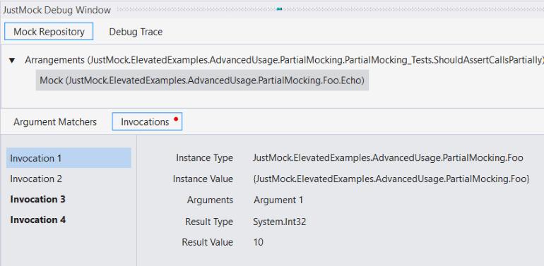 Enhanced Notifications in the DebugWindow