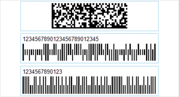 Newly Released Barcode Symbologies