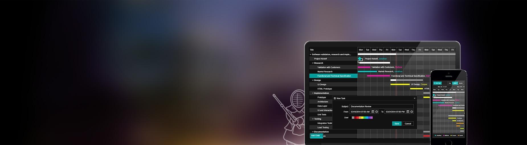 Telerik Kendo UI Q2 2014 Release