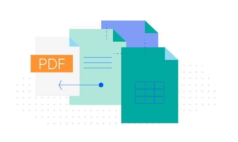 Telerik UI for Blazor PdfProcessing - Merge PDF Documents