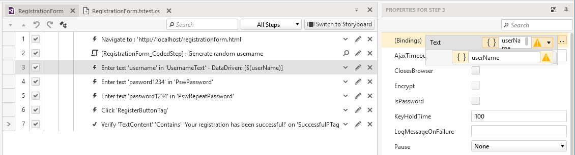 databind