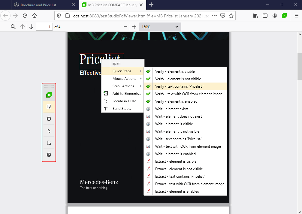 pdf test automation